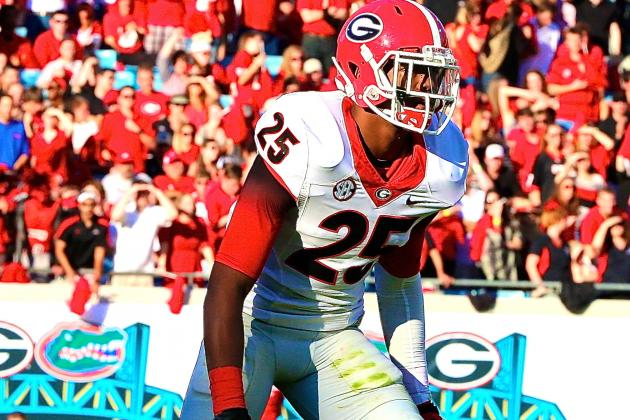 Georgia's Josh Harvey-Clemons Suspended First Three Games of 2014 Season