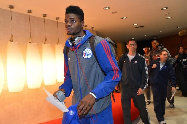 Philadelphia 76ers Would Be Foolish to Rush Nerlens Noel's NBA Debut