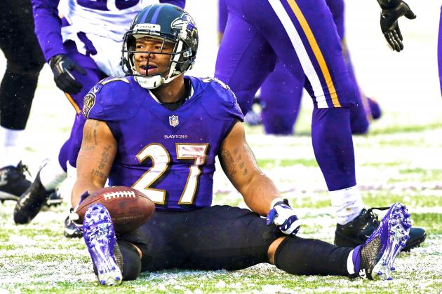 Should the Ravens Turn Away from Ray Rice as Their Starting Running Back?
