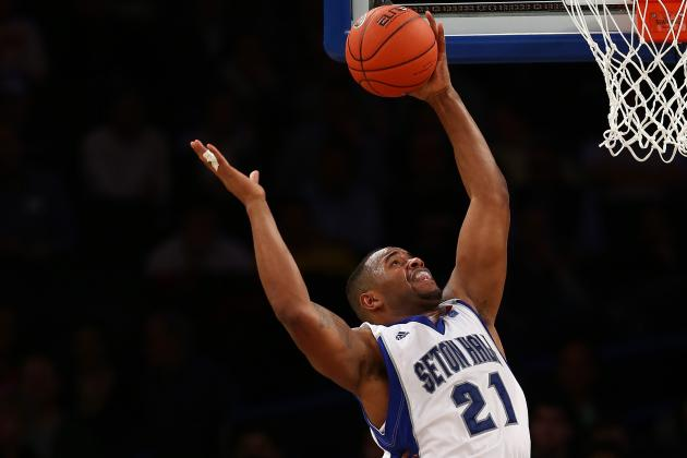 Seton Hall Gets Eugene Teague Back