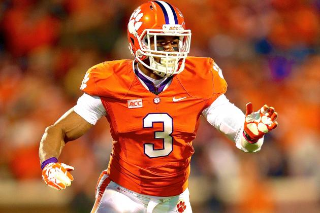 Vic Beasley's Surprise Return to Clemson Huge Win for Tigers' 2014 Season