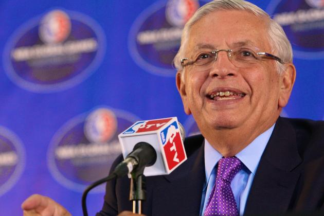 Takeaways from David Stern's Final Press Conference as NBA Commissioner