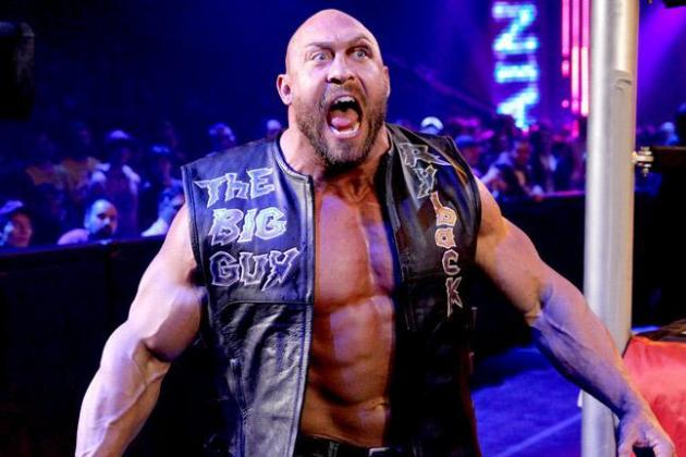 Ryback Headed in Compelling Direction After Bizarre Antics on WWE Main Event