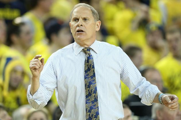 Beilein: Defensive Shortcomings Stem from Officiating, Team Youth
