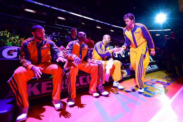 Is This What Rock Bottom Looks Like for Los Angeles Lakers?