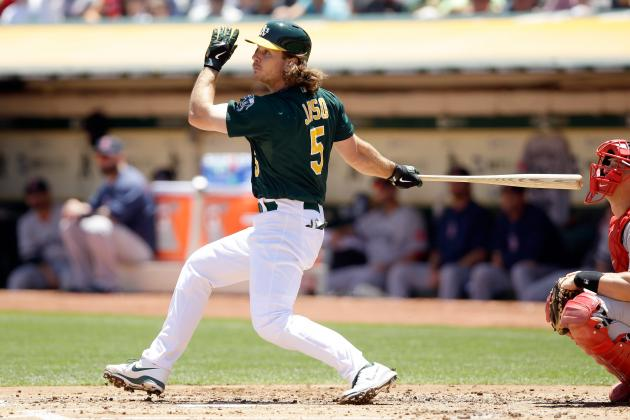 Can Oakland A's Catcher John Jaso Succeed as Full-Time DH?