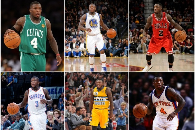 Nate Robinson Half-Jokingly Says He Wants to Play for All 30 NBA Teams