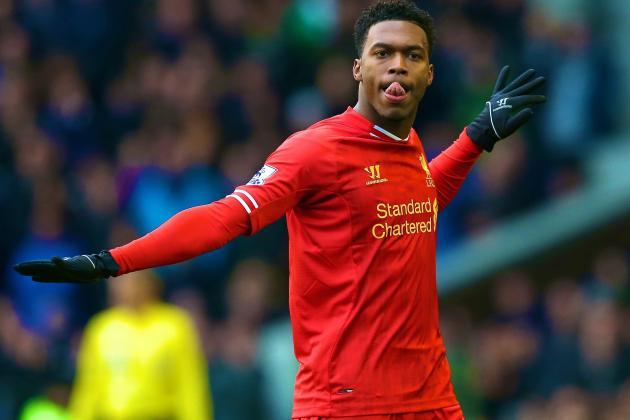 Daniel Sturridge Should Come Straight Back into Liverpool Team vs. Aston Villa