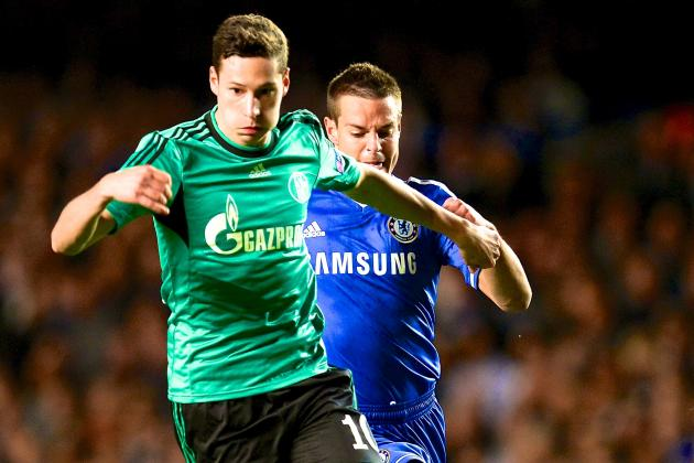 Scouting Report: Can Arsenal Turn Julian Draxler into a Superstar?
