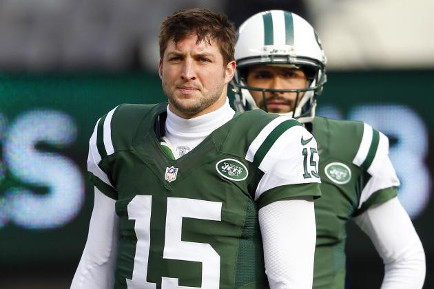 Tim Tebow Trade Was a 'Mistake' Says Former Jets GM Mike Tannenbaum
