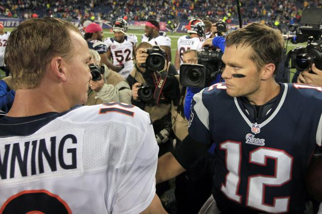 Does Peyton Manning's 2013-14 Success Really Top Tom Brady's 2007-08 Season?