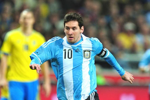Can Argentina's Imbalance Prevent Lionel Messi Lifting the World Cup in Brazil?