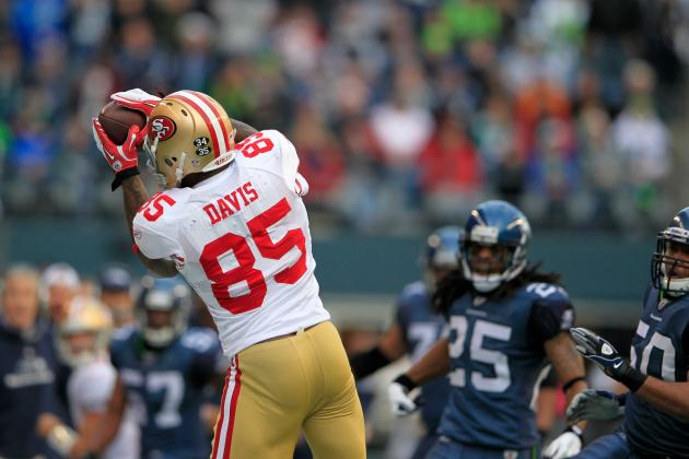 Why Vernon Davis Is Key to a 49ers Victory in NFC Championship Game