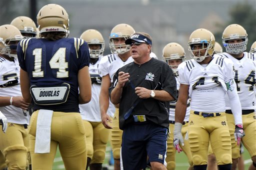 Notre Dame Football: The Blueprint for a Perfect Offseason