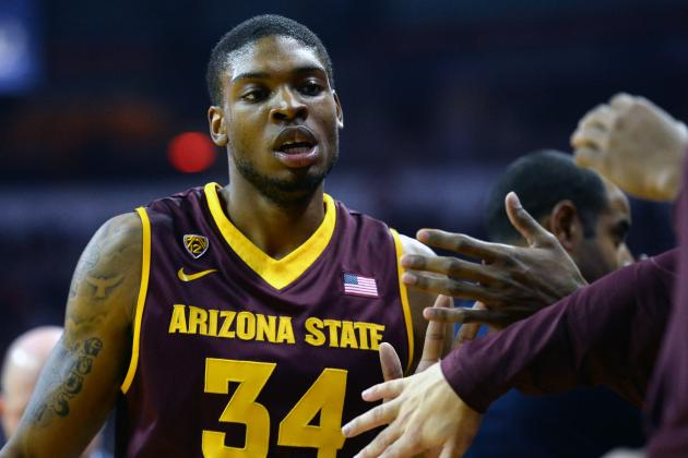ASU Without Guard Jermaine Marshall Against UA
