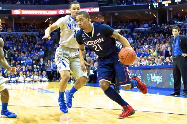 UConn vs. Memphis: Score, Grades and Analysis