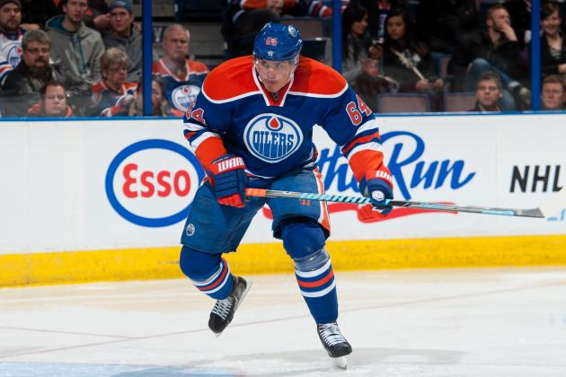 Nail Yakupov (head) Will Not Return