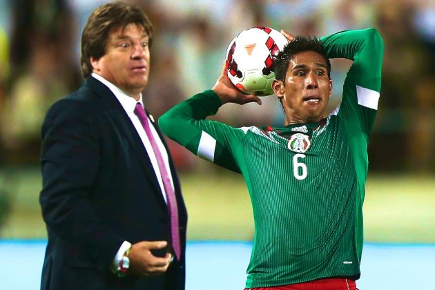 Tighe's 2014 World Cup Tactics Board: Analysing Miguel Herrera's Mexico