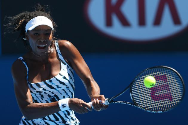 Venus Williams Injury: Updates on Tennis Star's Leg and ...