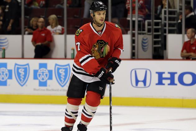 Will Brent Seabrook's Olympic Snub Become a Problem for the Chicago Blackhawks?