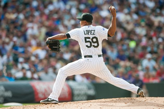 Wilton Lopez, Rockies Agree at $2.2 Million