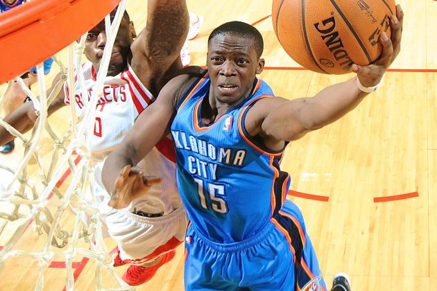 Thunder vs Rockets: Live Score, Highlights and Reaction
