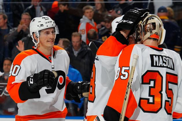 What's the Secret to Philadelphia Flyers' Recent Comeback Wins?
