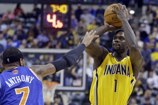 Does Lance Stephenson Deserve to Start All-Star Game?