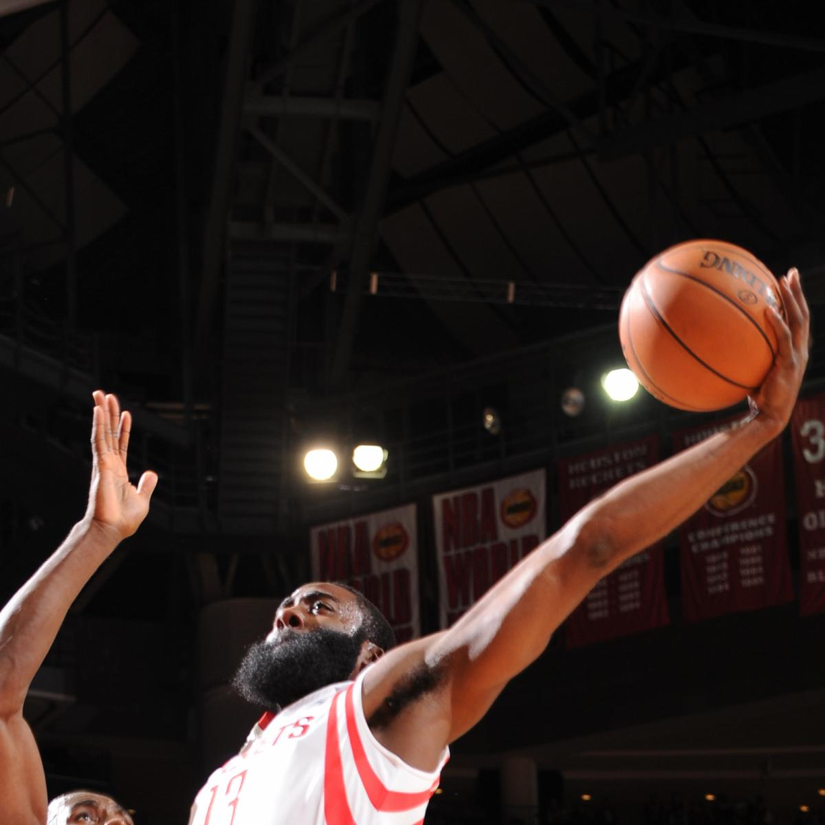 James Harden Injury Report: NBA Dunk Of The Night From Thursday, January 16