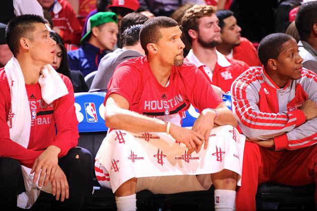 Rockets Break NBA Record with 73 Points in 1st Half, 19 in 2nd vs. Thunder