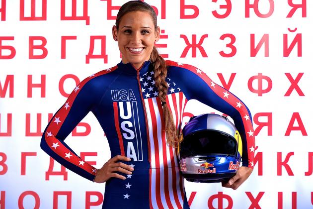 Inside Lolo Jones' Quest to Make the 2014 US Olympic Bobsled Team
