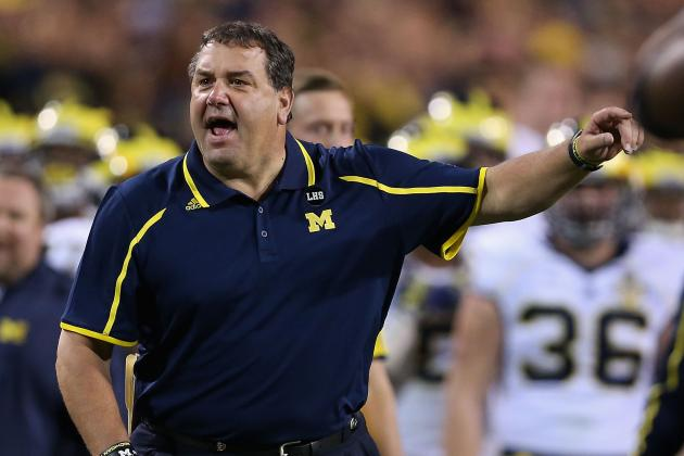 Michigan Football: Why Brady Hoke Is on the Hot Seat