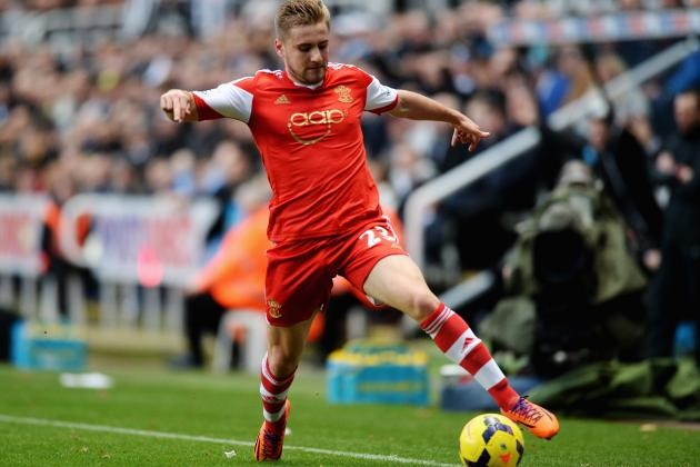Should Liverpool Swoop for Southampton Pair Luke Shaw and Jay Rodriguez?