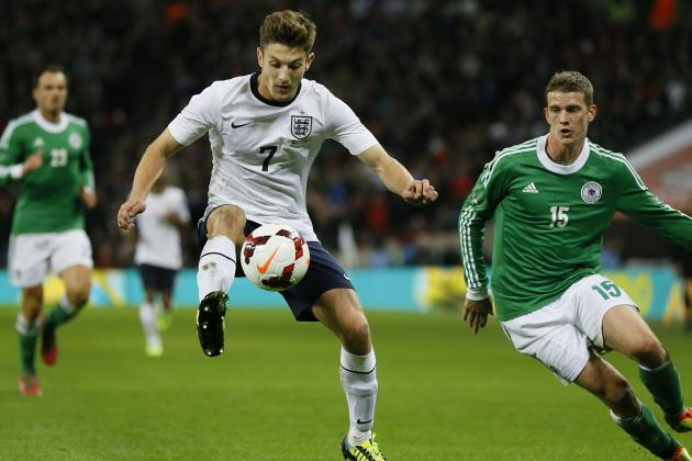 Replacing Anderson with Adam Lallana Would Be Wrong for Manchester United