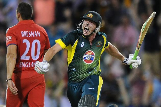 England's Loss to Australia and James Faulkner in 2nd ODI: Twitter Melts Down