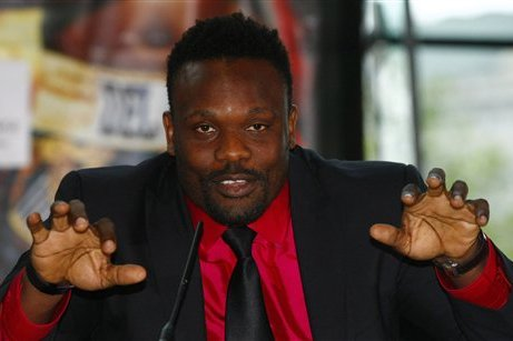 Dereck Chisora Searching for New Opponent After Andriy Rudenko Withdraws