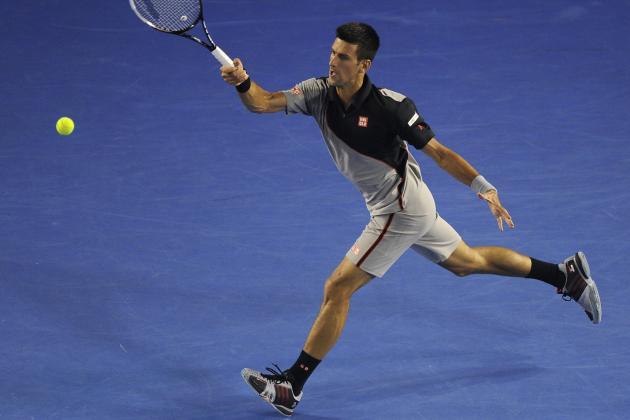 Novak Djokovic vs. Denis Istomin: Recap and Results from Australian Open 2014