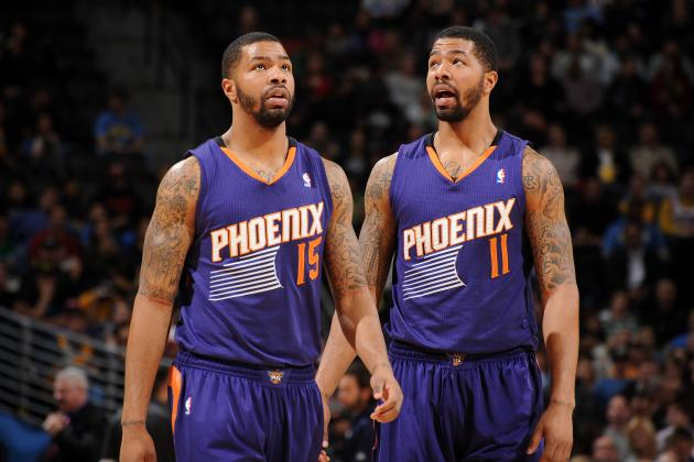 Breaking Down the Morris Twins' Rise with Phoenix Suns