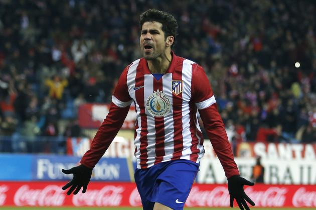 Chelsea Transfer News: Diego Costa Likely to Leave Soon, Admit Atletico Madrid