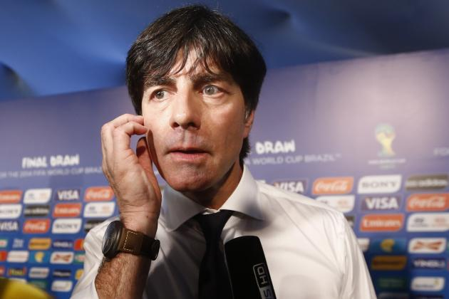 Joachim Loew Names 26-Man Germany Squad...for 2 Marketing Days