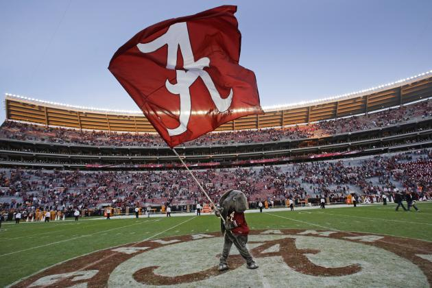 Should Bama Worry About Memorabilia Shop with Merchandise from Active Players?