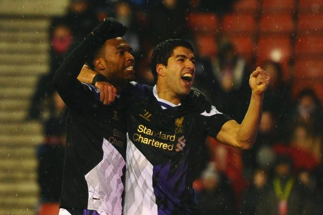 Can Luis Suarez and Daniel Sturridge Fit Back Together at Liverpool?