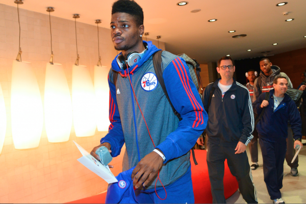 Nerlens Noel Discusses His Recovery and Potential Return This Season
