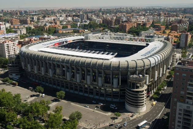 Coca-Cola Reportedly Willing to Pay £70 Million Per Year for Bernabeu Name Deal