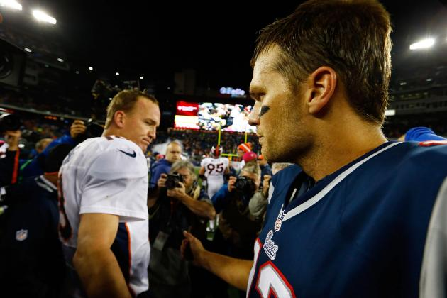 10 Amazing Stats to Know About the Manning-Brady Rivalry