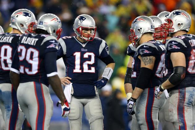 Brady a Playoff Mentor to Young Teammates
