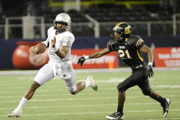 Texas Football: Chances QB Commit Jerrod Heard Makes an Immediate Impact