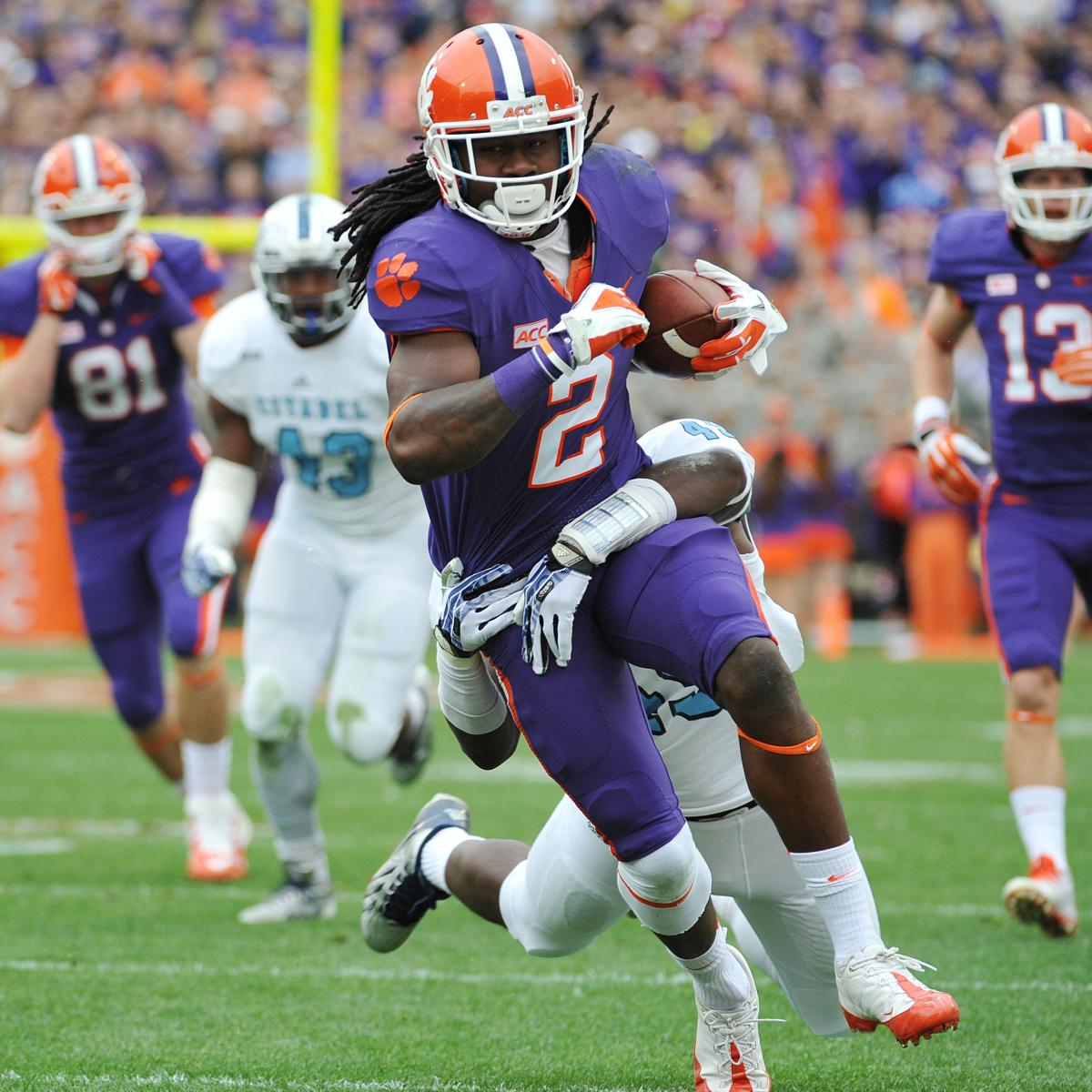 Clemson Football: Predictions and Analysis for NFL Draft ...