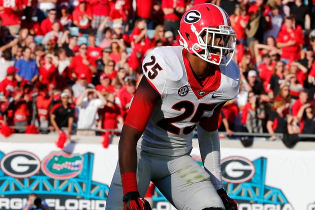 How Will Georgia's Secondary Survive Josh Harvey-Clemons' 3-Game Suspension?