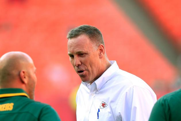 John Dorsey Named PFWA's Executive of the Year